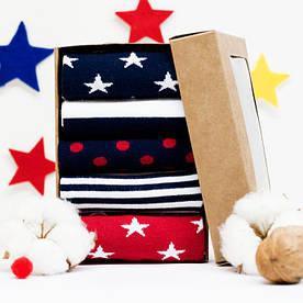 Набор носков из 5 пар Star Box / 35-37