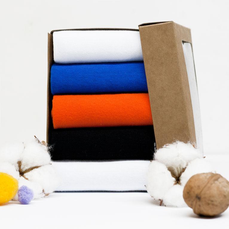 Набор ярких носков из 5 пар (Sport)