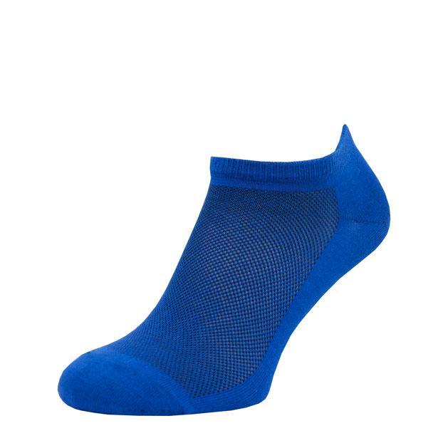 Носки Синие в сеточку MINI