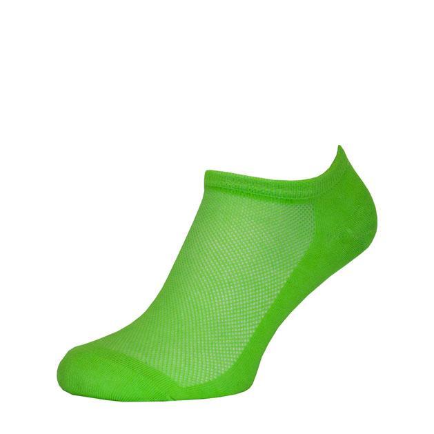 Носки Зеленые в сеточку MINI