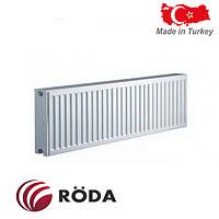 Стальной радиатор Roda 22 R тип (300/1000) Турция