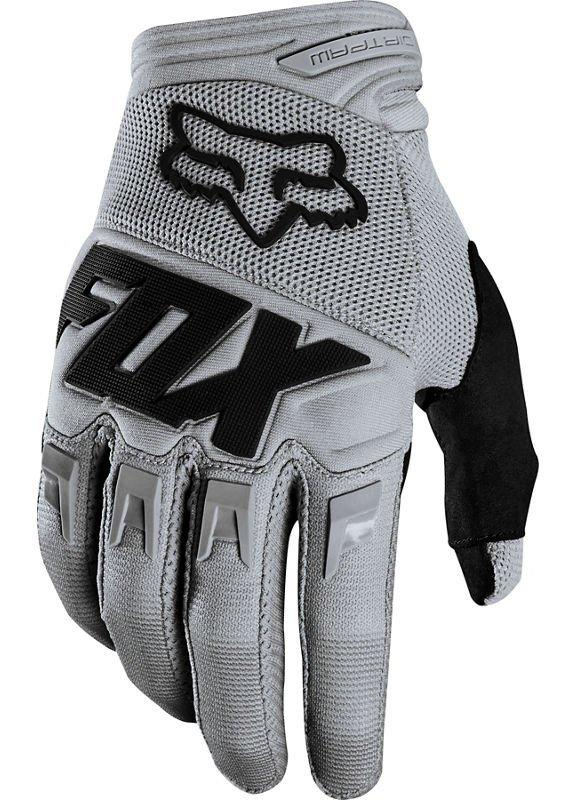 Мото перчатки FOX DIRTPAW RACE GLOVE [GREY], L (10)