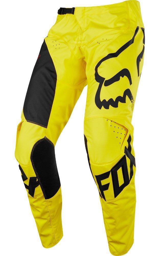 Мото штаны FOX 180 MASTAR PANT [YLW], 32