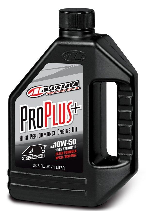 Мото масло моторное Maxima PRO PLUS+ [4л], 10w-40