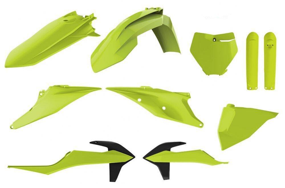 Пластик Polisport MX kit for KTM [Flo Yellow]
