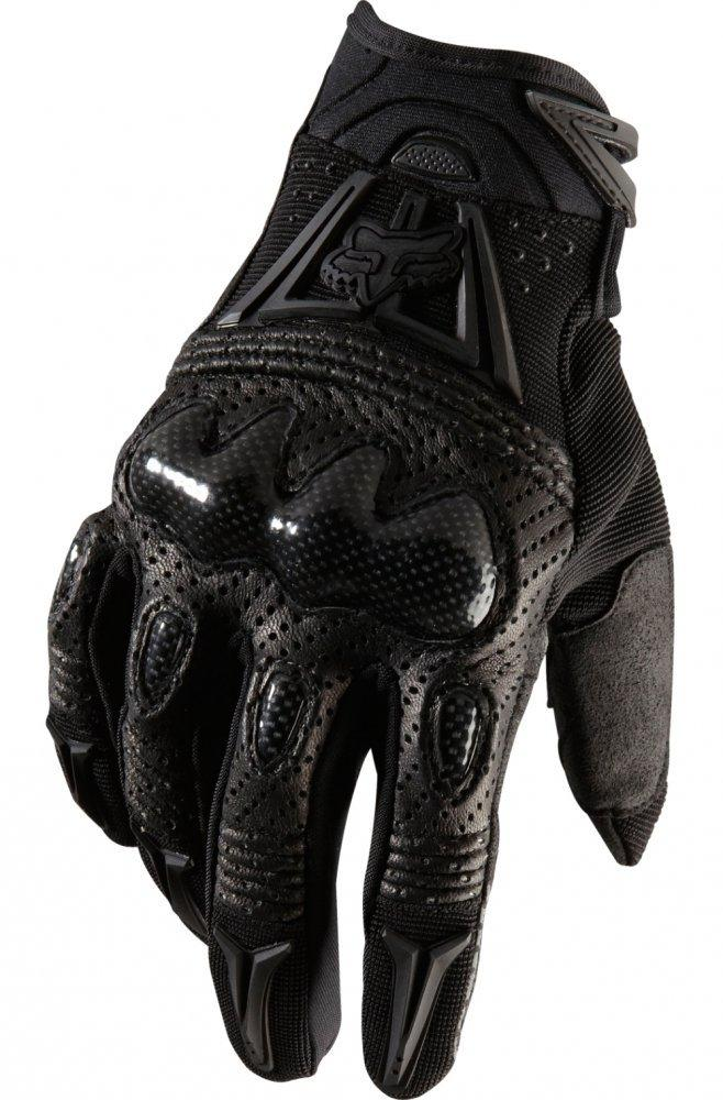 Мото перчатки FOX Bomber Glove [BLACK/BLACK], S (8)