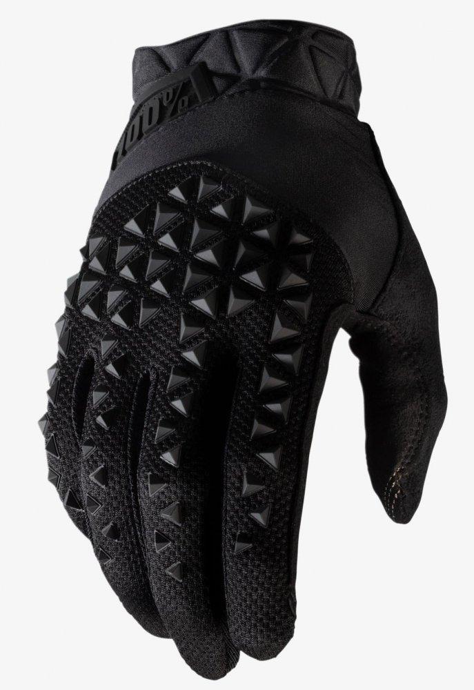 Вело перчатки Ride 100% GEOMATIC Glove [Black], L (10)