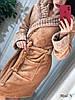 Женский плюшевый и очень мягкий домашний халат, фото 5