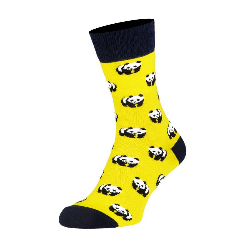 Носки Panda Yellow