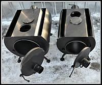 Печь дровяная ПД-80 с варочным отверстием (8 кВт), фото 1
