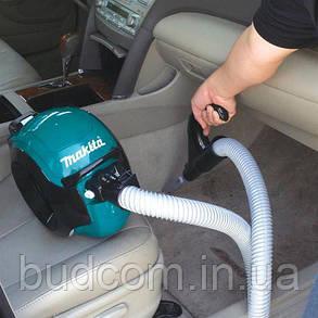Аккумуляторный циклонный пылесос Makita DCL 500 Z (без АКБ), фото 2