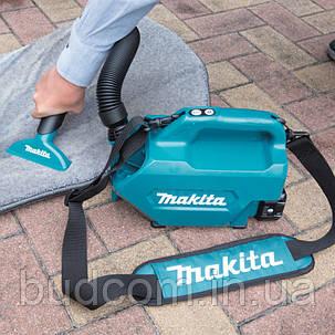Аккумуляторный пылесос Makita CL121DZ (без АКБ), фото 2