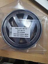 Эмблема значок на решетку радиатора Volkswagen VW B6 ,15,5 см,  3С0 853 600