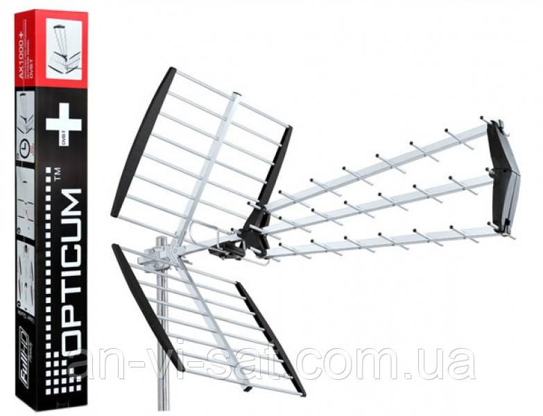 Эфирная наружная антенна Opticum AX1000+ LTE
