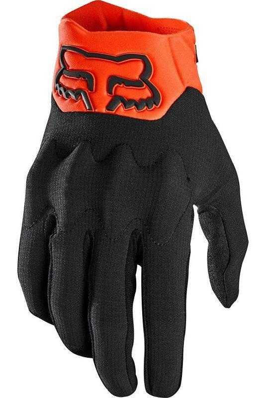 Мото перчатки FOX Bomber LT Glove [BLACK ORANGE], L (10)