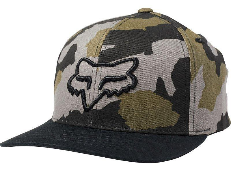 Кепка FOX SCHEME 110 SNAPBACK HAT [CAMO], One Size