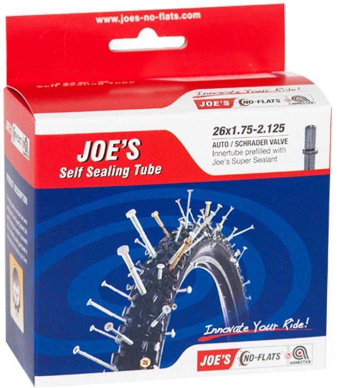 Вело камера JOES SELF SEALING TUBE AV 27.5X1.90-2.35