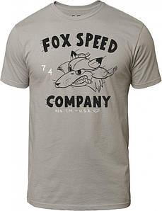 Футболка FOX BOMBER PREMIUM TEE [GREY], XL