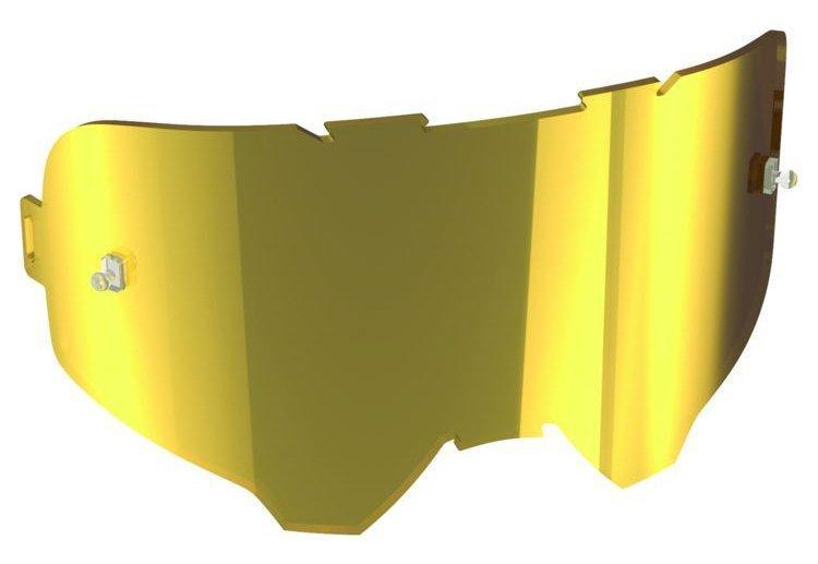 Линза к очкам LEATT Velocity 6.5 Lens Orange 56%, Mirror Lens