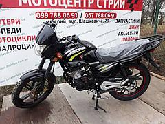 Мотоцикл Spark SP200R-25I (черный)