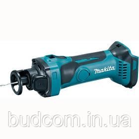 Аккумуляторный фрезер по гипсокартону Makita DCO180Z