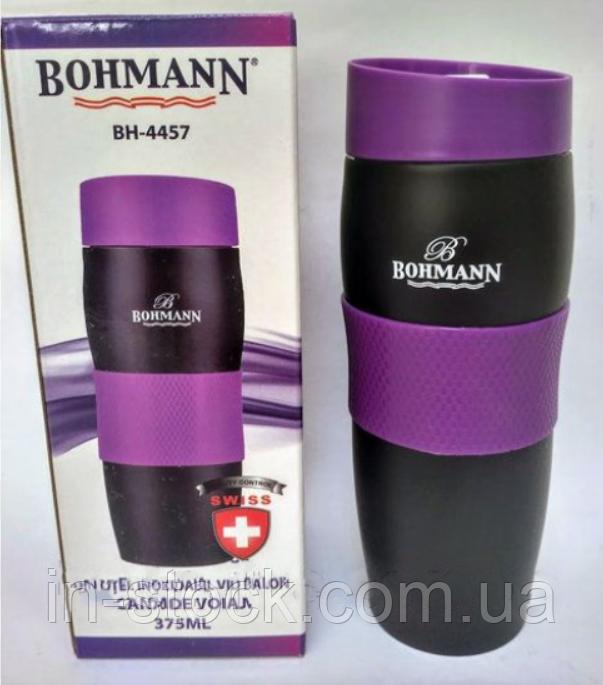 Термокружка Bohmann BH 4457 black-violet