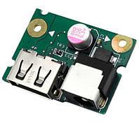 НОВАЯ USB плата, разъем питания для ноутбука LENOVO G580 G585 ( 55.4XA03.001G ) LG4858