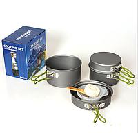 Набор туристической посуды HALIN DS-301