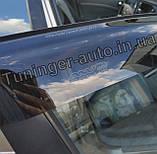 Вітровики, дефлектори вікон Chevrolet Lacetti Hatchback/Лачетті хетчбек 2004-2012(ANV), фото 7