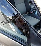Вітровики, дефлектори вікон Chevrolet Lacetti Hatchback/Лачетті хетчбек 2004-2012(ANV), фото 8
