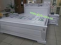 Кровать Лорен с прикроватными тумбочками, фото 1