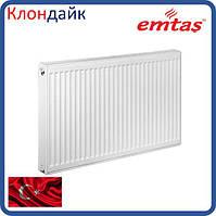 Emtas стальной панельный радиатор тип 11 500х500