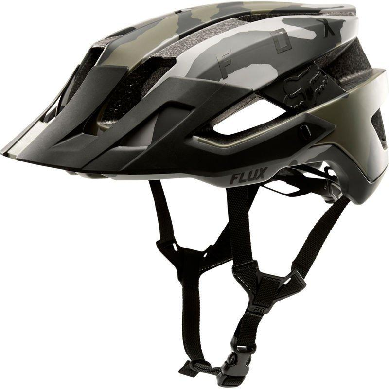 Вело шлем FOX FLUX HELMET SOLID [CAMO], S/M