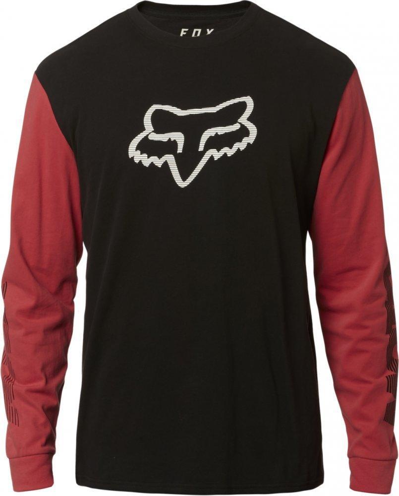Футболка FOX VICTORY AIRLINE [BLACK], XL