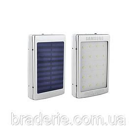 Power Bank Samsung 10000 mAh фонарик 20smd