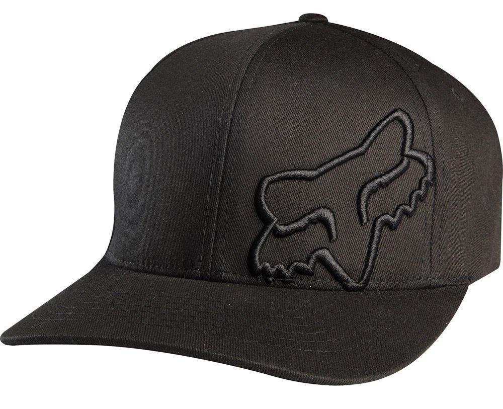 Кепка FOX FLEX 45 FLEXFIT HAT [BLACK], XXL