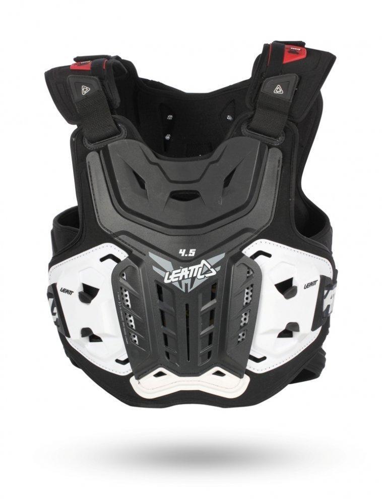 Мотозащита тела Chest Protector LEATT 4.5 [Black], XXL