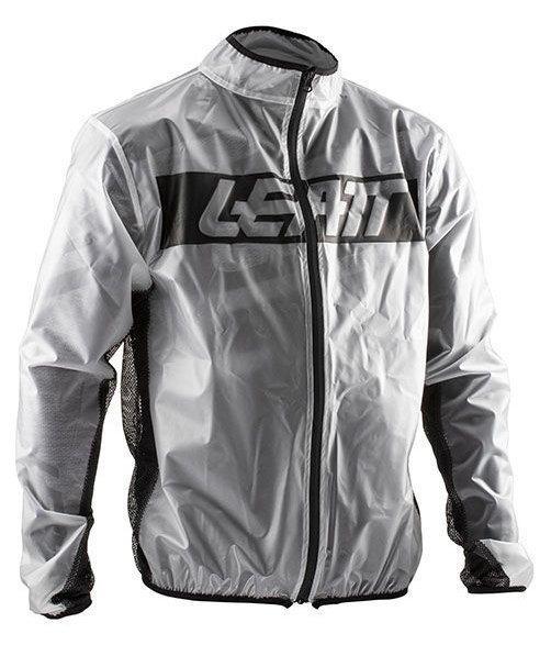 Мото куртка LEATT Jacket RaceCover [Translucent], XL