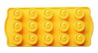 Форма силиконовая для шоколада Vincent 21х10,8х1,7 см VC-1388