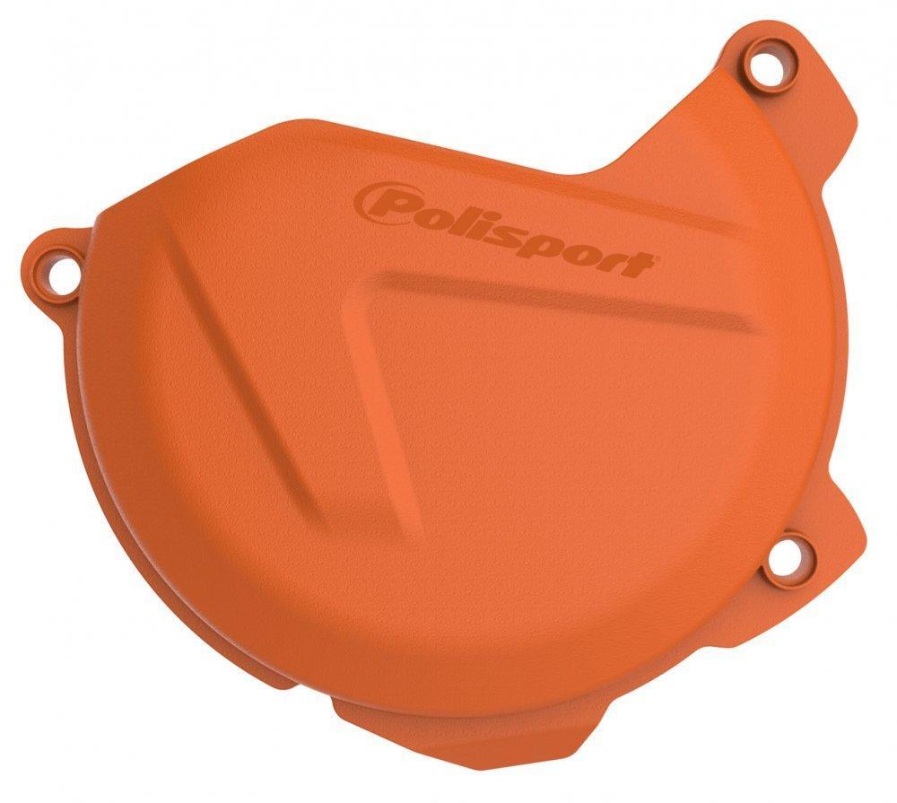 Защита крышки сцепления Polisport Clutch cover protector [Orange]