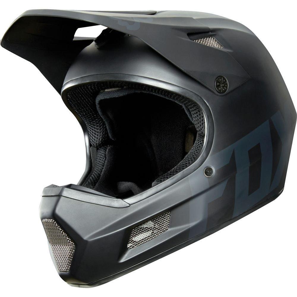 Вело шлем FOX RAMPAGE COMP BLACK HELMET [MT BLK], L