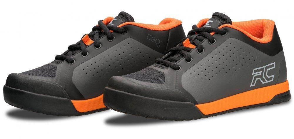 Вело взуття Ride Concepts Powerline men's [Black/Orange], 9.5