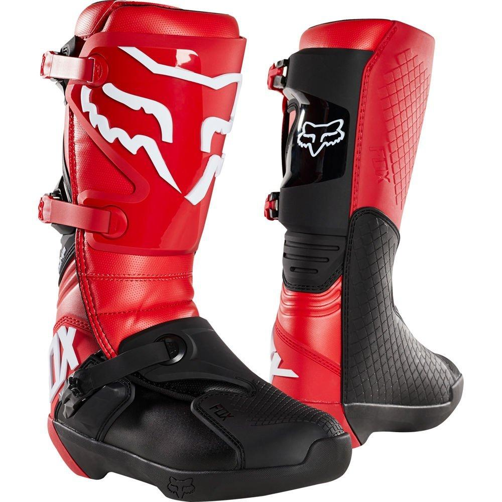 Мотоботы FOX COMP BOOT [FLAME RED], 13