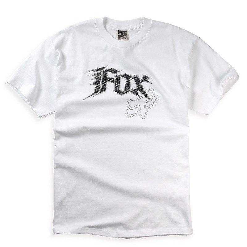 Футболка FOX Vintage Mesh Tee [White], L