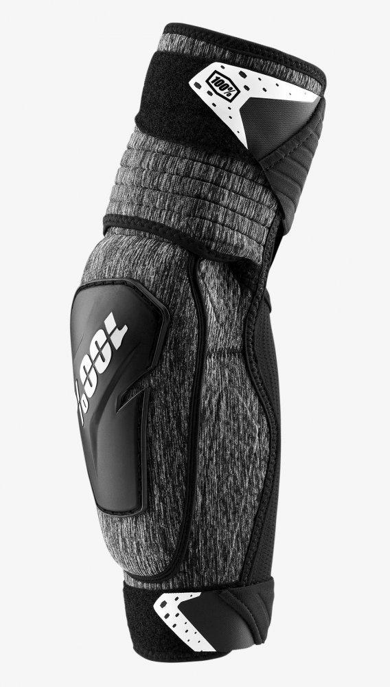 Налокотники RIDE 100% FORTIS Elbow Guard [Heather/Black], L/XL