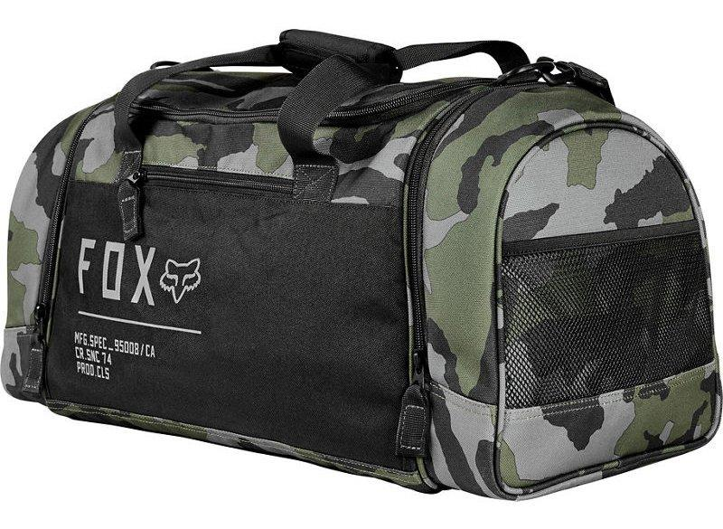 Сумка для спорта FOX DUFFLE 180 BAG [CAMO]