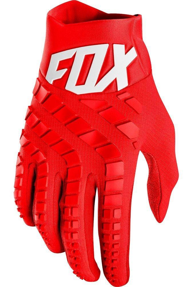 Мото перчатки FOX 360 GLOVE [RED], L (10)
