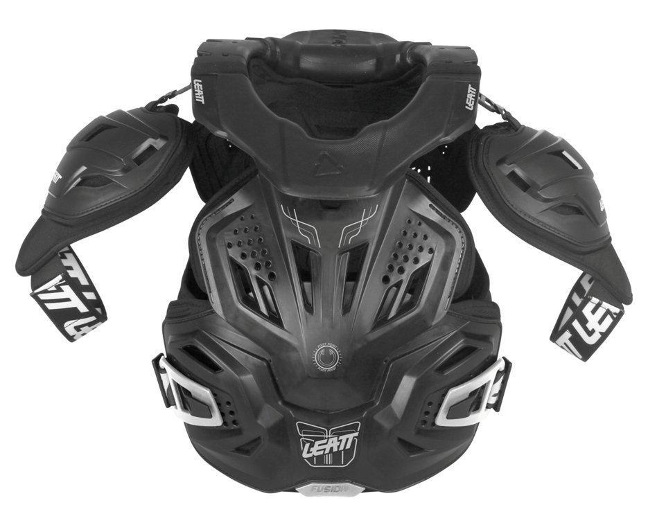 Защита тела и шеи Fusion vest LEATT 3.0 [Black], XXL