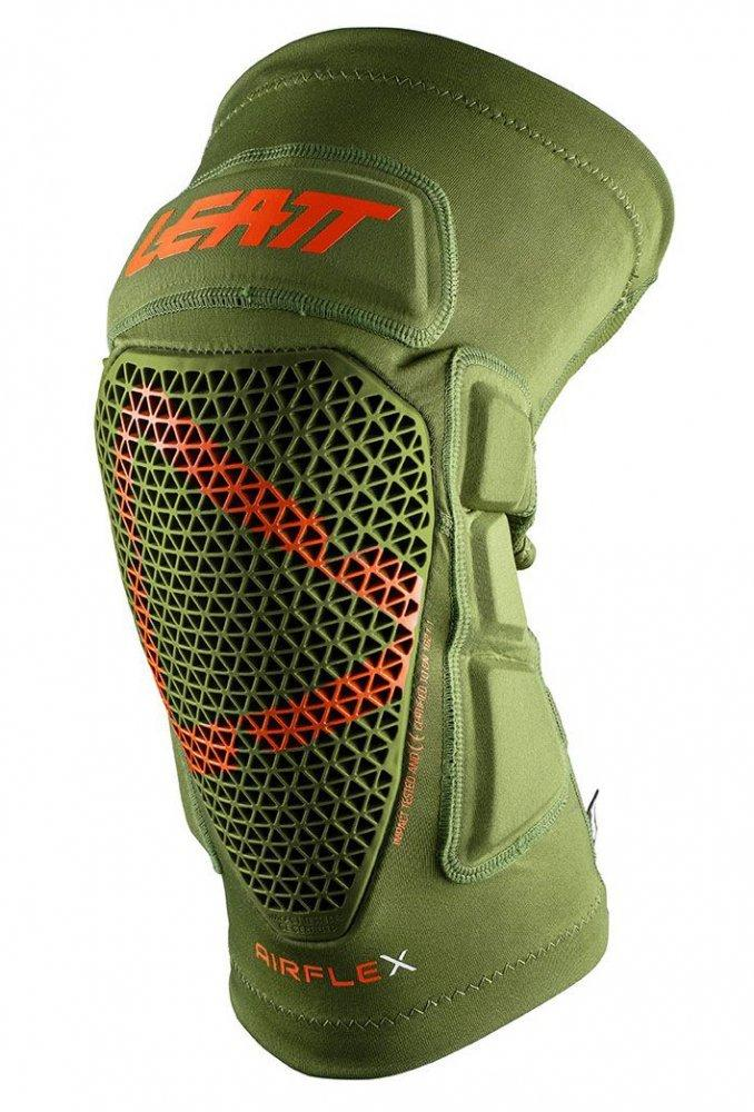Наколенники LEATT Knee Guard AirFlex Pro [Forest], XLarge