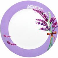 Тарелка Лаванда 22,5 см 30002-1436